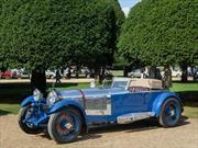 Un Mercedes-Benz de 1927 triunfa en Hampton Court