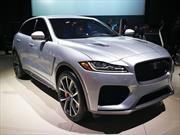 Jaguar F-Pace SVR se presenta