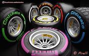F1: El reglamento y el dilema de las gomas en 2016