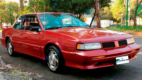Cutlass Eurosport de Chevrolet, el auto deportivo de lujo que sedujo a México