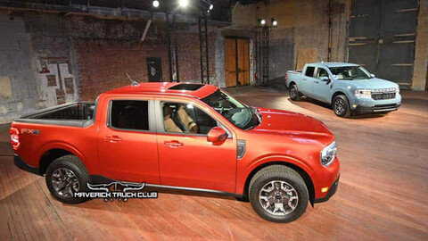 Ford Maverick se filtra completa previo a su lanzamiento