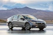 Honda Insight 2019, la nueva generación