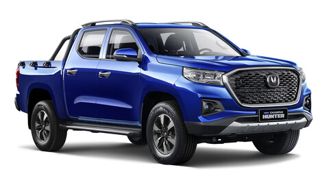Changan Hunter 2021 sale a la venta