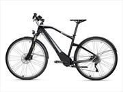 BMW Active Hybrid e-bike debuta