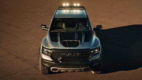Motor de arranque: ¿Ford Raptor, RAM 1500 TRX o algo más?
