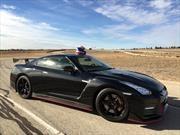 Nissan GT-R establece récord de vuelta en circuito español