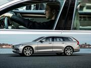 Zlatan Ibrahimović, el protagonista de la campaña del Volvo V90