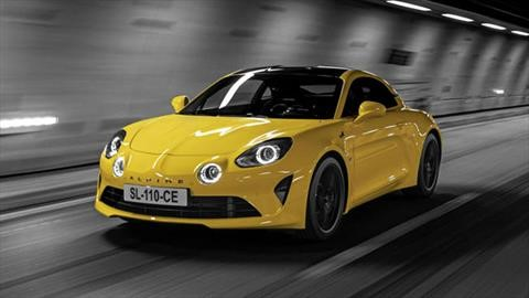 Renault evalúa designar a Alpine, como su nueva división eléctrica