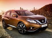 Nissan Murano 2017, elegida como mejor SUV por Cars.com