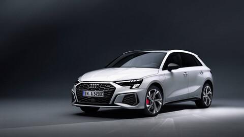 Audi suma al A3 Sportback a su gama híbrida