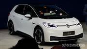 Volkswagen ID.3, el eléctrico alemán hace historia en Frankfurt