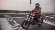 Manejamos la Honda CB300R