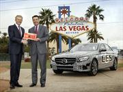 Mercedes-Benz Clase E 2017 hace pruebas de conducción autónoma en Nevada