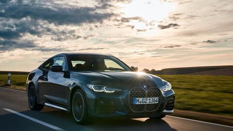 BMW Serie 4 Coupé 2021, nueva generación más deportiva y de diseño impactante