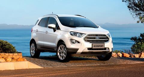 Ford EcoSport sigue a la venta con motor 2.0L y 4X4 en el mercado menos pensado