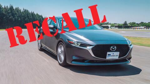 Campaña de seguridad para Mazda3 en Colombia