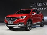 MG ZS 2018 se presenta en China
