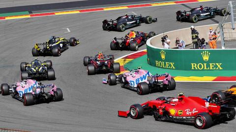 F1 2021: un calendario tan largo como la pandemia