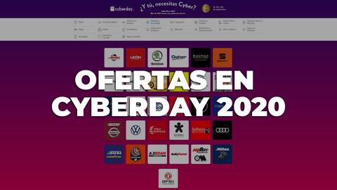 Conoce las marcas de auto que están participando del Cyberday 2020