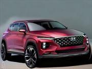 Hyundai Santa Fe 2019 presenta su cuarta generación