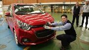 Chevrolet Spark GT llegó a las 100.000 unidades producidas en Colombia