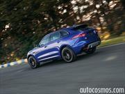 Jaguar anuncia un flamante motor para sus modelos