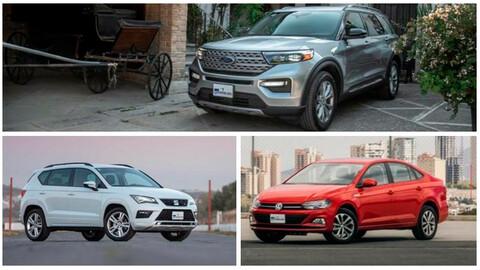 En 2020, los mexicanos prefieren su coche: rojo, plata o blanco