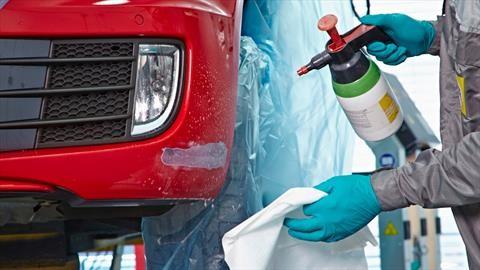 Los pintores de autos ahora se podrán capacitar de forma virtual