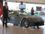 Los Porsche 718 Cayman y Boxster se presentan en Argentina