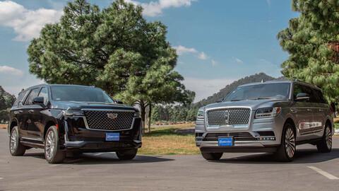 Lincoln Navigator 2021 vs Cadillac Escalade 2021, ¿cuál es la más lujosa?