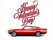 Los carros idóneos para celebrar el Día del Amor y la Amistad