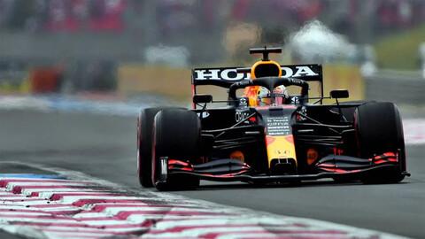 F1 GP de Francia 2021: Verstappen le da alas a Red Bull