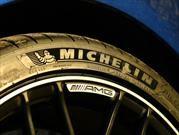 Michelin desarrollará neumáticos a base de madera
