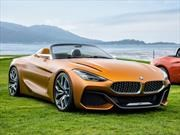 El BMW Z4 se reinventa en Pebble Beach