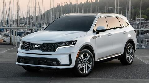 Kia Sorento PHEV 2022: una SUV híbrida plug-in con un consumo promedio de 33 km por litro