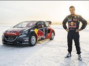 Sebastian Loeb correrá con Peugeot en Rallycross