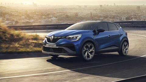 Renault le pone zapatillas al Captur 2021