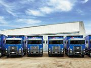 Volkswagen hace entrega de importante flota a CCU con montacargas integrado