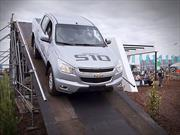 Chevrolet S10 LTZ 4x4 manual se presenta por primera vez en Agroactiva 2014