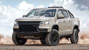 Chevrolet Colorado 2021 aparece con nuevo look