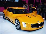 Kia GT4 Stinger Concept, una coupé que sonríe