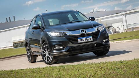 Honda HR-V 2021 llega ahora desde Brasil... con algunos cambios