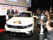 Volkswagen Passat, nombrado como el European Car of the Year 2015
