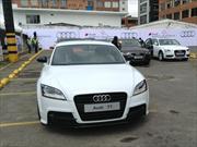 Llegó a Bogotá el Audi quattro Driving Experience 2013