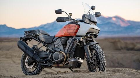 Harley-Davidson se mete en terreno no explorado con la Pan America 1250