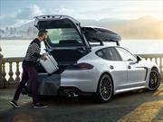 De vacaciones en un Porsche 911