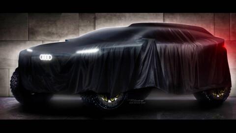 Audi deja la Fórmula E para abocarse al Dakar y al WEC