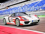 El Porsche 918 Spyder rompe su propio récord