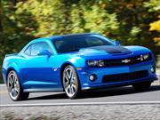 Chevrolet Camaro Hot Wheels Edition es una realidad