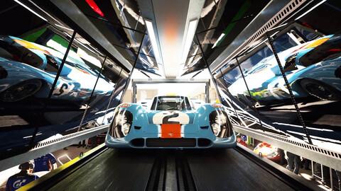 El Gran Turismo 7 se retrasa hasta 2022